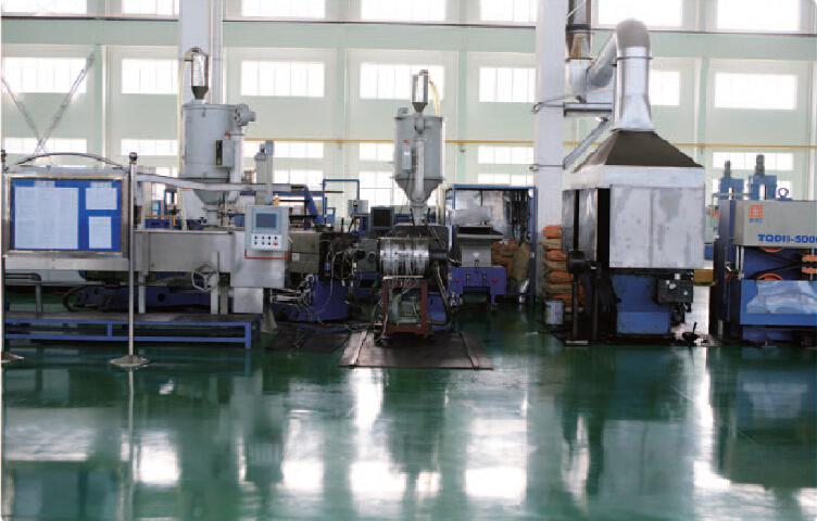 Outer Sheath Production Line
