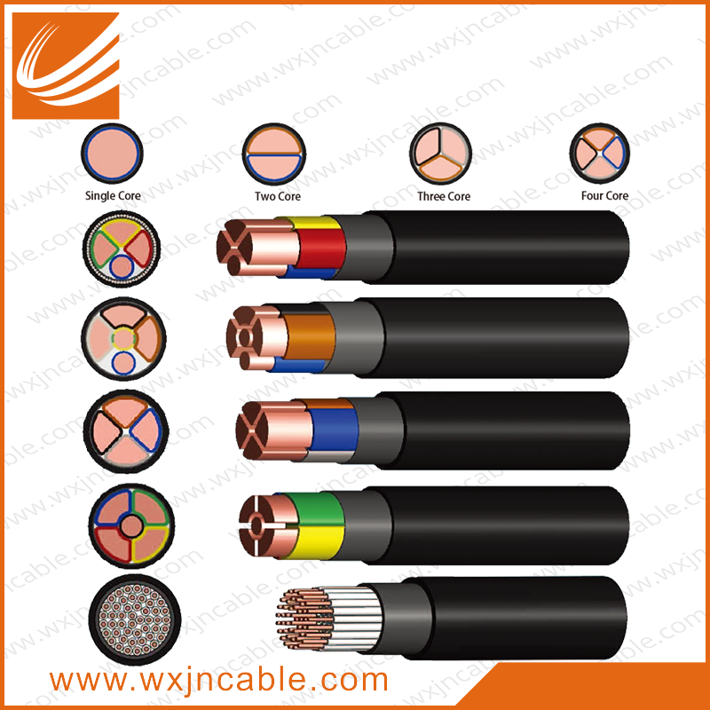 Xlpe Cable Insulation : Kv cu xlpe polyolefin lszh cable