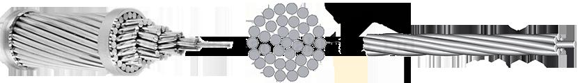 AAAC All Aluminium Alloy Conductor Drawing