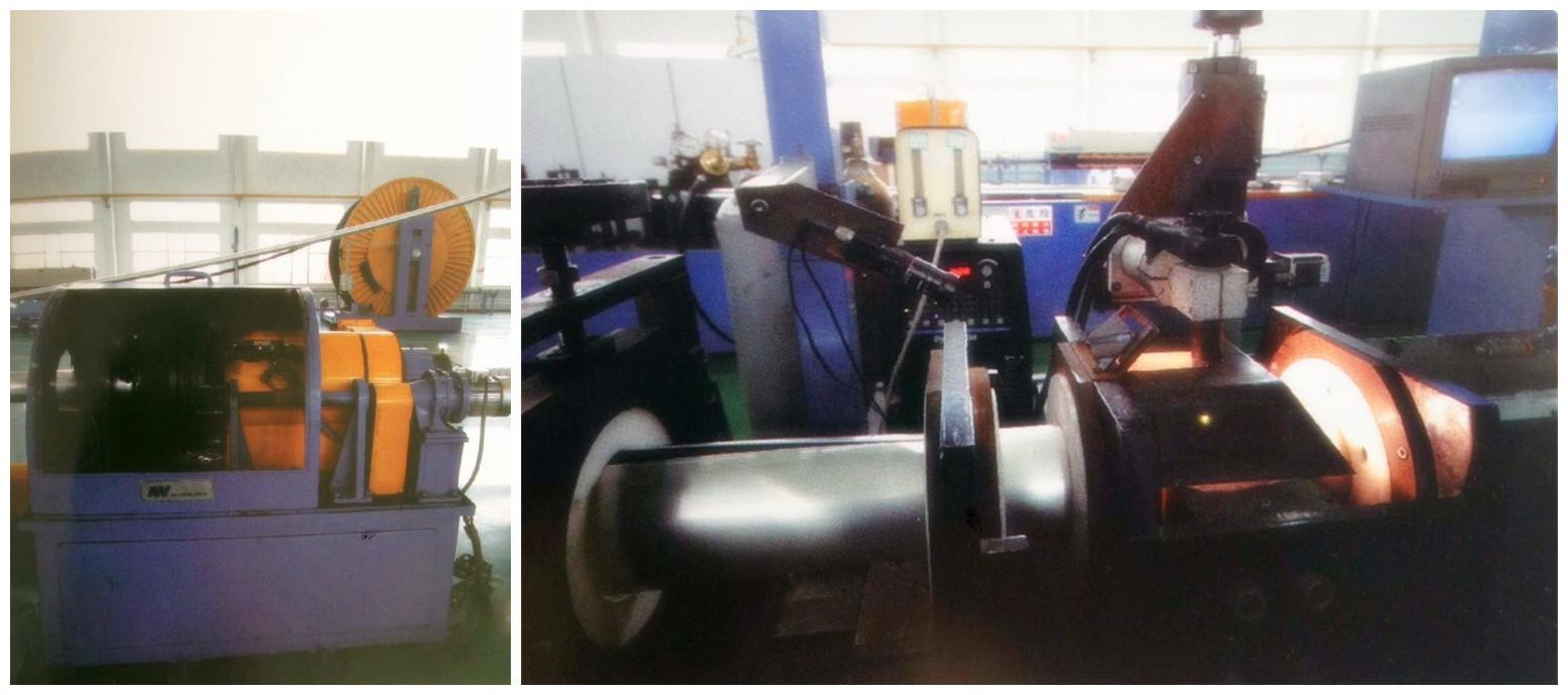 Metallic Sheath Production Line