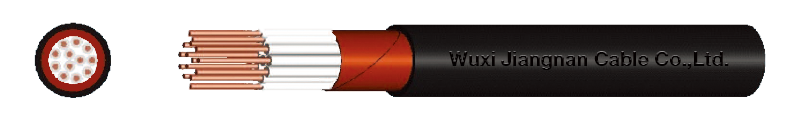 6-10KV YJV32-Copper Conductor XLPE Insulated PVC Sheathed Steel Wire Armoured Power Cable 01