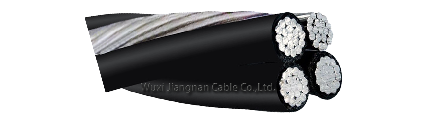 ABC Cable - Aerial Bundled Cable from wuxi jiangnan cable