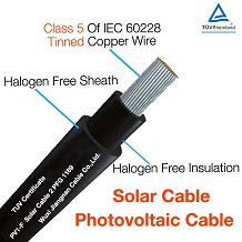 Solar Cable(PV Cable)