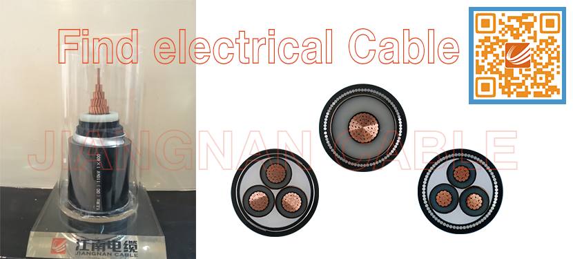 Electrical Cable-UHV/HV/MV/LV Power Cable